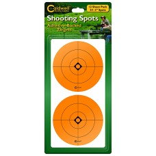 "Caldwell 3"" Orange Shooting Spots, 12 sheets (24 ct)"