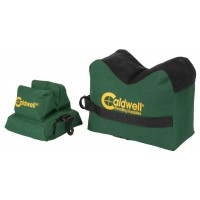 Caldwell DeadShot Boxed Combo (Front & Rear Bag)- Filled