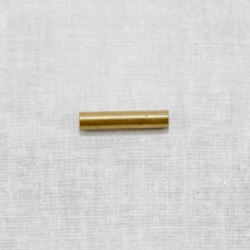 J Dewey Brass Brush Adapter Converts .22 cal. Rods to accept 8/32 brushes