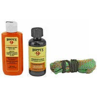 Hoppe's 1-2-3 Done!, Cleaning Kit, 40 Caliber, 10mm Pistol Cleaning Kit