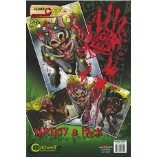 Caldwell ZTR Zombie Flake-Off Animal Combo Pack, 8 pK
