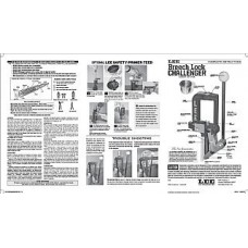 Lee Precision Breech Lock CHALL Instructions