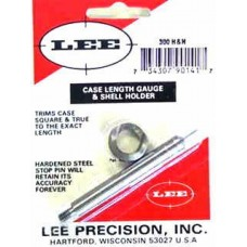 Lee Precision Case Length Gauge & Shell Holder .300 Holland & Holland