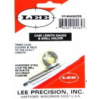 Lee Precision Case Length Gauge & Shell Holder .375 Winchester