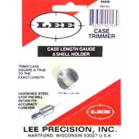 Lee Precision Case Length Gauge & Shell Holder 9mm Luger