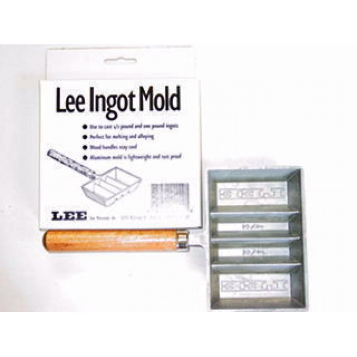 Bullet Molds Lee Precision Ingot Mold