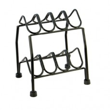 Lockdown Stackable Handgun Rack, 4 + 4