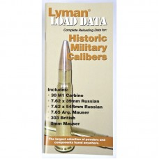 Lyman Load Data Book Old Military Calibers