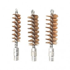 Tipton 6 Piece Bronze Bristle Shotgun Bore Brush Set