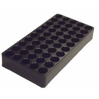 Top Brass Small Caliber Pistol - 50 Rd Black Plastic Storage Tray