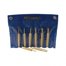 Wheeler Engineering Brass Punch Set
