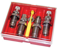 Lee Precision 4 Die Pistol Reloading Set