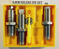 Lee Precision Deluxe Rifle Die Set