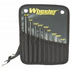 Wheeler Engineering Roll Pin Punch Set