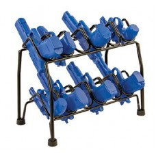 Lockdown Stackable Handgun Rack, 6 + 6