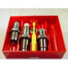 Lee Precision Steel 3-Die Set 30 Luger