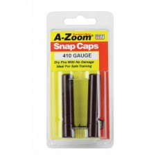 A-Zoom A-ZOOM 410 Gage Snap Cap  2PK