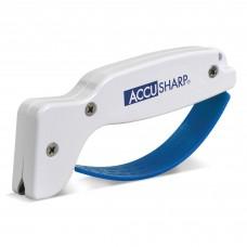 AccuSharp Model 001 Blade Sharpener White Plastic
