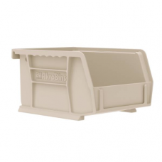 Akrobin 30210 Stackable Storage Bin 5-3/8 x 4-1/8 x3 Stone