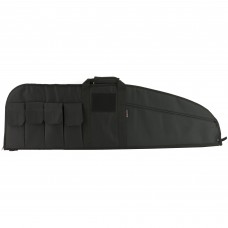 Allen Combat Tactical Rifle Case, Black Endura Fabric, 42 inches
