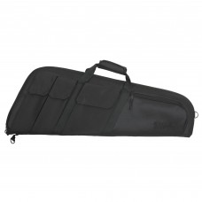 Allen Wedge Tactical Rifle Case, Black Endura Fabric, 32 inches