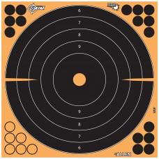 Allen EZ AIM Adhesive, Bullseye, 12