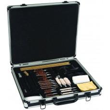 Allen Deluxe Cleaning Kit, 60 Pieces, Aluminum Case 70565