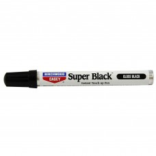 Birchwood Casey Super Black Instant Touch-up Pen, Gloss Black