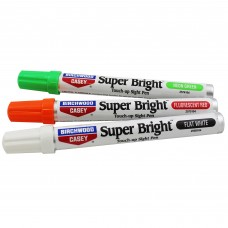 Birchwood Casey Super Bright Pen Kit, Green/Red/White