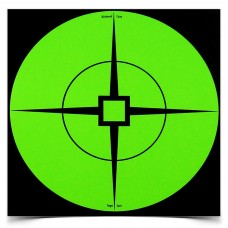 Birchwood Casey Target Spots, Green, 6