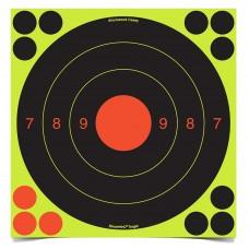 Birchwood Casey Shoot-N-C Target, Self-Adhesive 25/50 Meter, 20cm, 6 Targets BC-34081