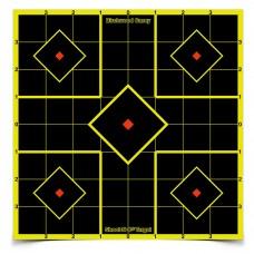 Birchwood Casey Shoot-N-C Target, Sight-In, 8