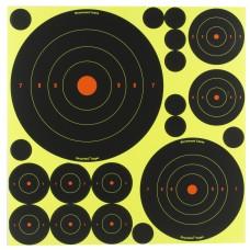 Birchwood Casey Shoot-N-C Target, Deluxe Variety Kit, 40-1