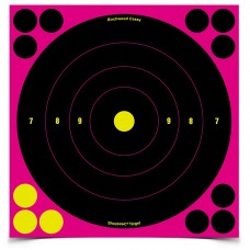Birchwood Casey Shoot-N-C Target, Bullseye, 8