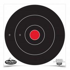 Birchwood Casey Dirty Bird Target, Bullseye, 12