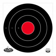 Birchwood Casey Dirty Bird, Bullseye Target, 17.25
