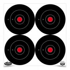 Birchwood Casey Dirty Bird Target, Bullseye, 6