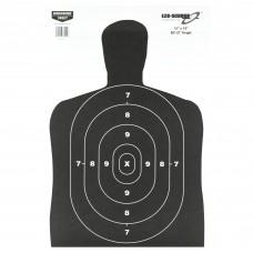 Birchwood Casey Eze-Scorer Target, BC-27, 12x18, 100 Targets BC-37005