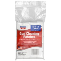 Birchwood Casey Cleaning Patches, 1 1/8