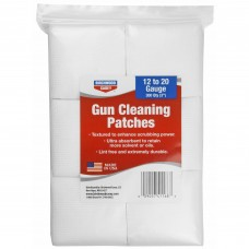 Birchwood Casey Cleaning Patches, 3
