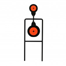 Birchwood Casey World of Targets Double Mag Spinner Target, Up to.44 Mag BC-46244