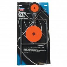 Birchwood Casey World of Targets Super Double Mag Spinner Target,Super Double Mag, Up to .44 Mag BC-46344
