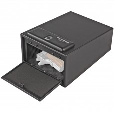Bulldog Cases Magnum Biometric Pistol Vault, 11.5
