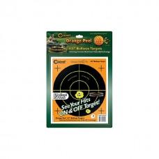 Caldwell Orange Peel 5.5 bulls-eye: 10 sheets