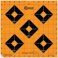 Caldwell Orange Peel Sight-In Target: 12 5 sheets