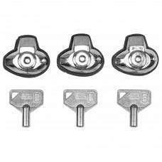 DAC Metal Trigger Lock, Triple Pack 38295