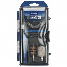 DAC Gunmaster Shotgun Cleaning Kit, 13 Pieces, 12GA, Includes Pull Through Rod and 6 Piece Driver Set GM12SG