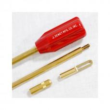 J Dewey Brass Shotgun Rod 26 Inches