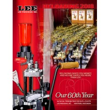 Lee Precision 2018 Reloading Catalog