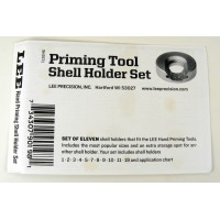 Lee Precision Instructions Priming Tool Shell Holder Set